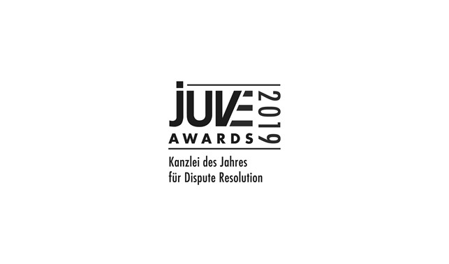 JUVE Awards, 2019